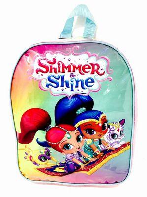 Shimmer & Shine 'Flying' Arch School Bag Rucksack Backpack
