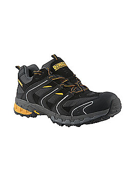 DeWALT Men's Cutter Black/Grey Safety Boots Cutter 12 UK