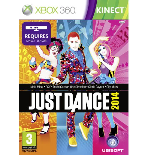 JUST DANCE 2014 KINECT