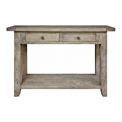 Frontier 2 Drawer Console Table