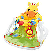 Fisher Price Giraffe Sit-Me-Up Floor Seat
