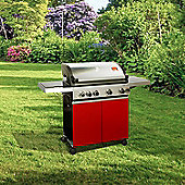 BillyOh Prestige Gourmet Burner Hooded Gas BBQ
