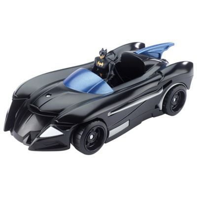 Justice League 2-in-1 Batmobile Pack With Figure
