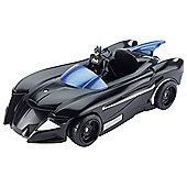 Volver Batmobile and Mini Figures