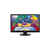 ViewSonic VA2445-LED (24 inch) LED Monitor 1000:1 250cd/m2 1920x1080 5ms (Black)