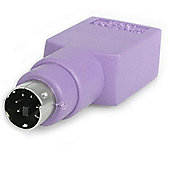 StarTech Replacement USB to PS/2 Keyboard Adaptor
