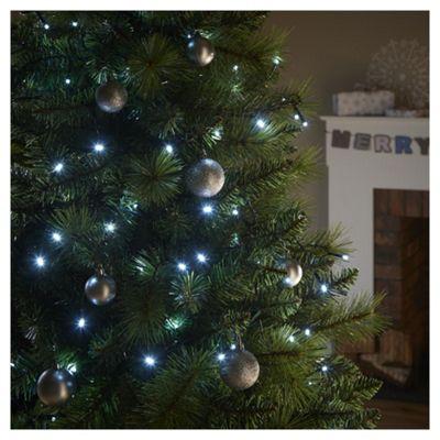 240 Multifunction LED Christmas Lights, Bright White