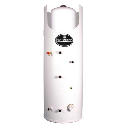 Telford Tornado INDIRECT Unvented Stainless Steel Hot Water Cylinder 150 LITRE
