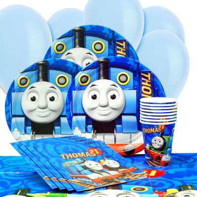 Thomas the Tank Engine Value Party Pack for 8