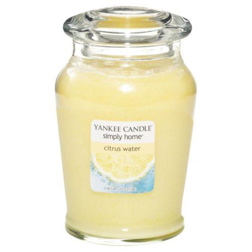 Yankee Candle Jar Citrus Water, Large
