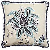 Rocco Odyssey Purple Cushion Cover - 43x43cm