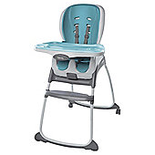 Ingenuity Trio 3-in1 Highchair - Aqua
