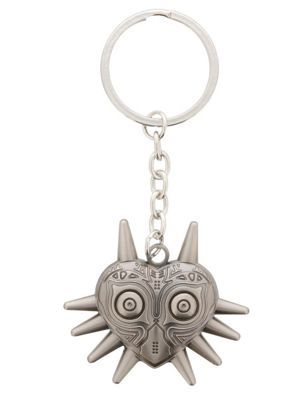 Nintendo The Legend of Zelda - Majora's Mask Metal Keyring