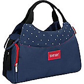 Badabulle Multipocket Changing Bag (Dark Blue)