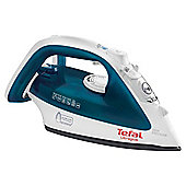Tefal Ultraglide FV4044 Steam Iron - Blue & White
