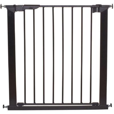 Safetots No Screw Stair Gate Black