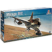Italeri Mirage Iiic 2505 1:32 Aircraft Model Kit