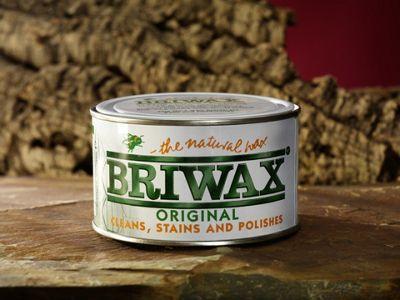 Briwax Wax Polish Teak 400G