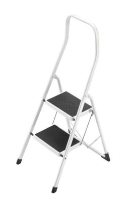 Hailo 227cm Safety Steel Folding Steps