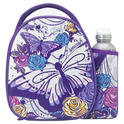 buy smash skitter lunch bag and water bottle set from our. Black Bedroom Furniture Sets. Home Design Ideas