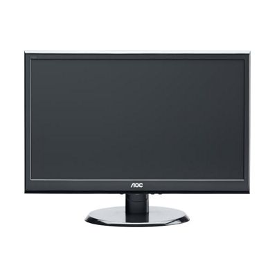 AOC e2450Swdak 23.6 inch Wide LED Monitor 1000;1 250cd/m2 1920x1080 5ms (Black)