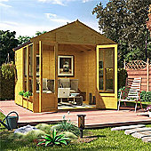 BillyOh Holly Tongue and Groove 8x8 T&G Apex Summerhouse