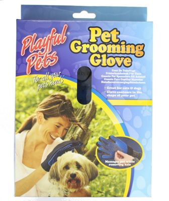 Playful Pets Pet Grooming Glove