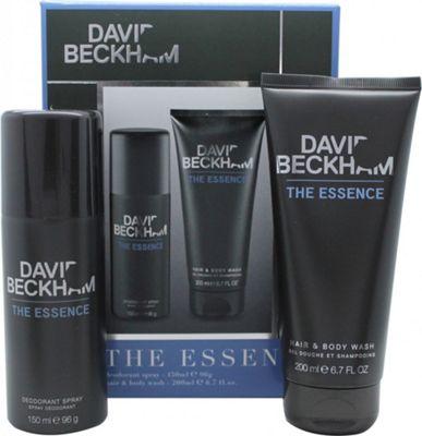 Buy David Beckham The Essence Gift Set 150ml Deodorant Body Spray