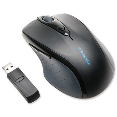Kensington Pro Fit 72370 Mouse - Optical - Wireless