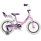 "Concept Princess 14"" Girls Bike"