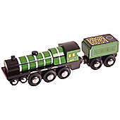 Bigjigs Rail Heritage Collection Flying Scotsman