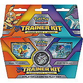 Pokemon Trainer Kit with Pikachu Libre and Suicune Cards