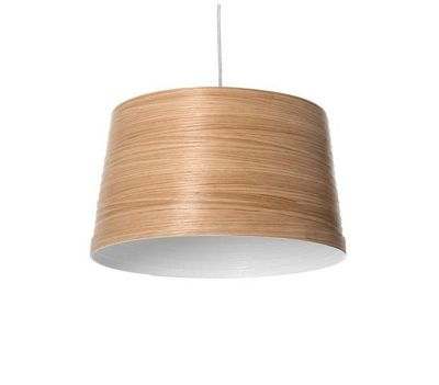 White light pendant shade