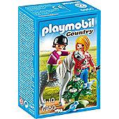 Playmobil Country Pony Walk 6950