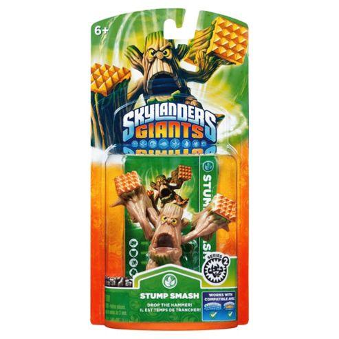 Skylanders Giants - Single Character - Stump Smash