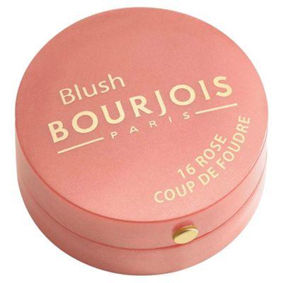 Bourjois Round Pot Blush-Rose Coup De Foudre