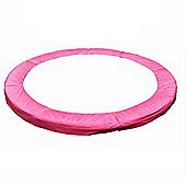 Outsunny 10FT Replacement Trampoline Pads Surround Safety Foam Pink