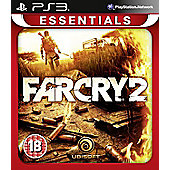 Far Cry 2 - Essentials Edition - PS3