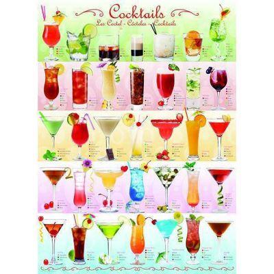 Cocktails 2 Puzzle