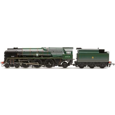 HORNBY Loco R3566 BR (Early) Merchant Navy Class 4-6-2,Re-built Nederland Line