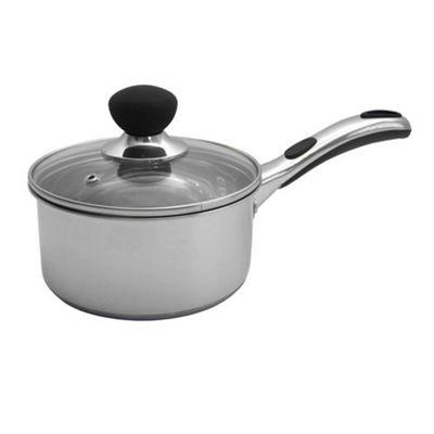 Sabichi Easy Grip 20cm Pan in Stainless Steel