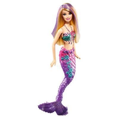 Barbie Mermaid Purple / Pink Doll