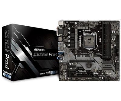 Asrock Z370M Pro4 Motherboard