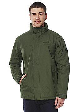 Regatta Mens Hesper Waterproof Jacket - Bottle green