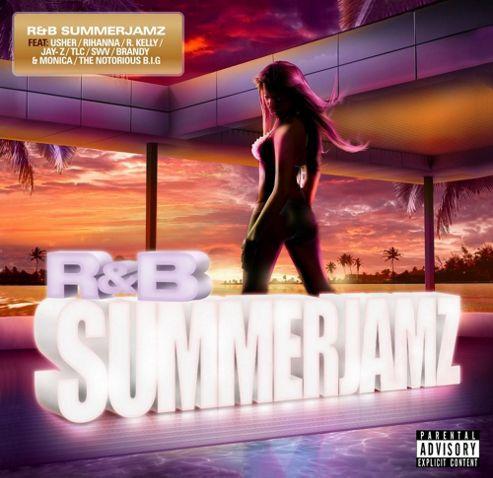 R&B Summer Jamz (3Cd)