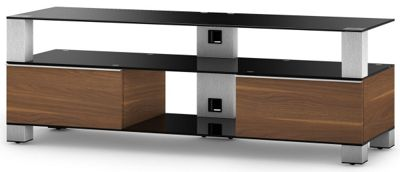 Sonorous Mood TV Stand - Walnut