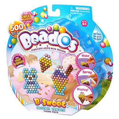 Beados B-Sweet Theme Pack - Frozen Treats