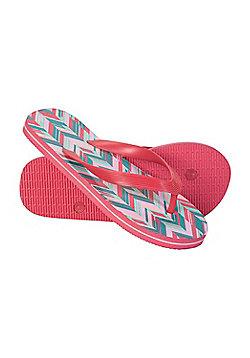 Mountain Warehouse GIRLS FLIP FLOP - Pink