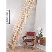 TB Davies Amsterdam Wooden Loft Space Saving Stair