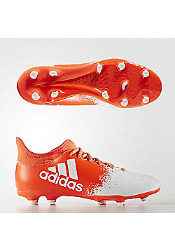 adidas Performance Womens X 16.3 FG W Firm Ground Football Boots - Multi